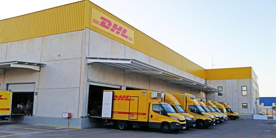 Instalaciones logisticas y transporte dhl inaugura la for Oficinas de dhl en madrid