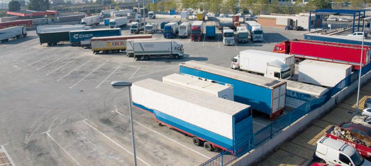 Instalaciones logisticas y transporte cimalsa construye for Oficina abono transporte