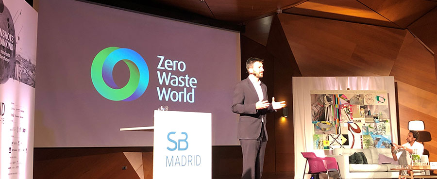 Programa Zero Waste World de CHEP