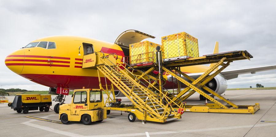 Instalaciones logisticas y transporte dhl realiza for Oficinas de dhl en madrid