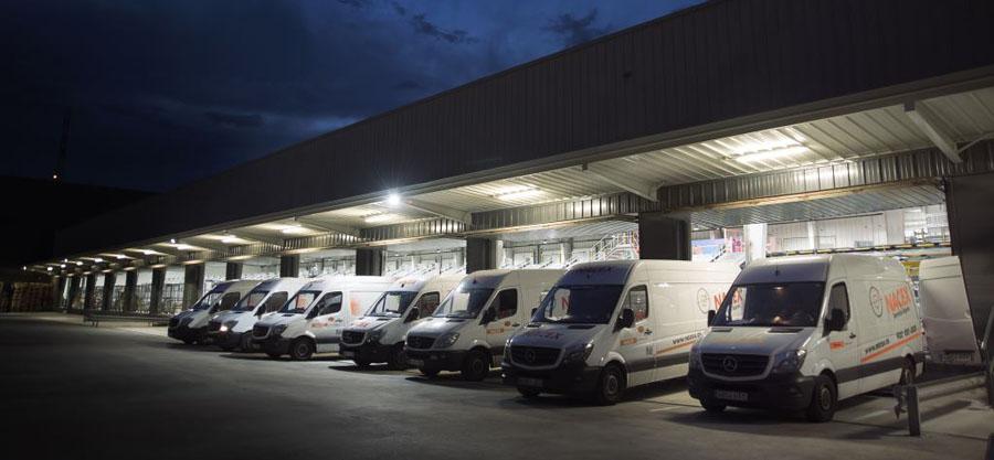 instalaciones logisticas y transporte nacex reabre su