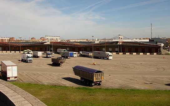 Instalaciones logisticas y transporte ofertas de naves for Oficina abono transporte